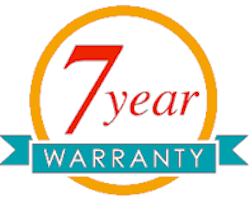 7 year warranty for roof repairs in Sydney