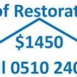 Seen these roof restoration signs ion Sydney?