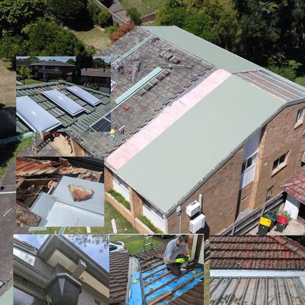 the roofing professionals westside roofing services
