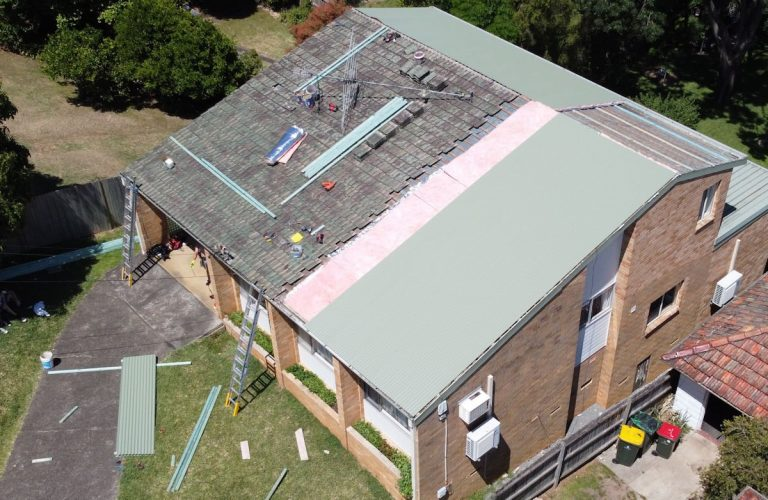 Why replace a tile roof with a colorbond roof? | The ...
