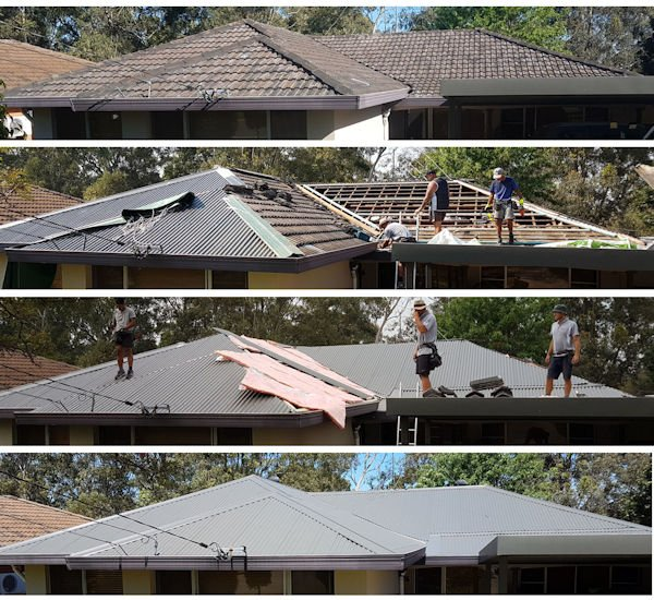 What Is The Roof Replacement Cost Of A Roof In Sydney