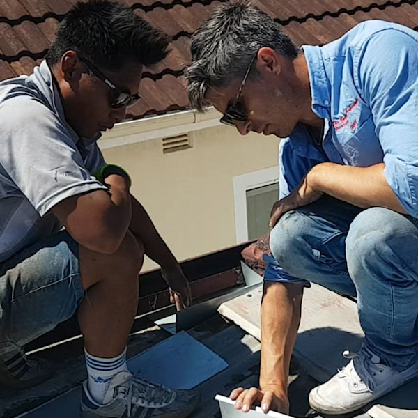 Teaching roofing secrets