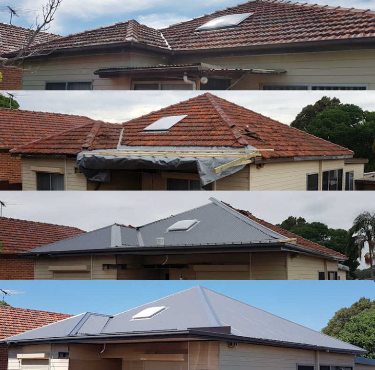Roof Replacement Sydney - The Roofing Professionals Westside
