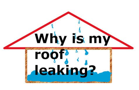 7 common reasons why roofs leak